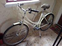 Maypole Vintage Bicycle.