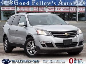 2015 Chevrolet Traverse 1LT MODEL, 6CL, AWD, REARVIEW CAMERA, HE