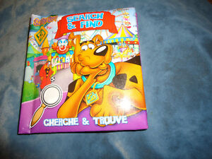 Look and Find: Scooby Doo Board book