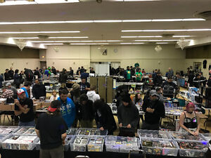 Durham Video Game Convention Spring Show April 23rd 2017