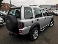 2005 Land Rover Freelander 2.0 TD4 SE SUV 5dr Diesel Manual (205 g/km, 110