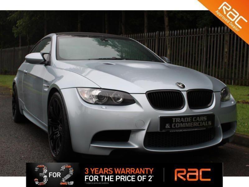 2008 58 BMW M3 4.0 M3 2D 415 BHP