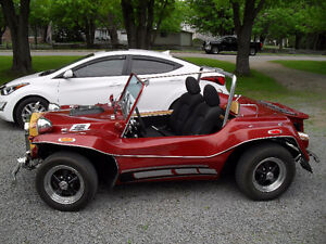 Dune Buggy 1969 impeccable à vendre!