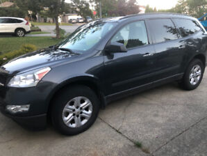 2011 Chevrolet Traverse - Only 102 KM - Mint Condition