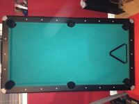 YOUTH POOL TABLE