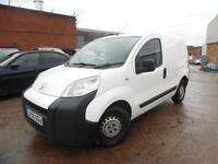 CITROEN NEMO X 1.4 PETROL LPG CONVERTED WHITE VAN ONE OWNER