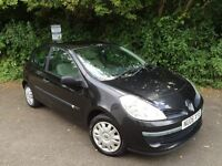 2006 Renault Clio Expression - 1 Lady Owner - Full Service History + New MOT