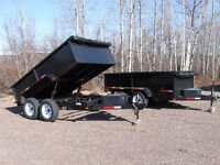 """""""*** Now taking orders for 2016 Dump Trailers at 2015 Prices ***"""