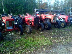 Farm Tractor Parts (International & Massey Ferguson)