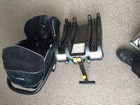 Recaro isofix car seat