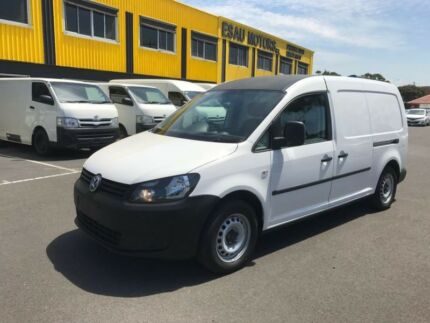 2015 Volkswagen Caddy Van/FRIDGE Sunshine Brimbank Area Preview