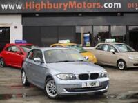 2011 BMW 1 Series 2.0 116i SE 3dr