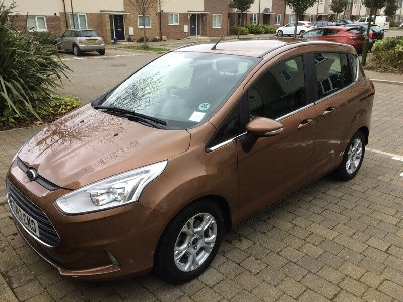 Ford B-Max VGC, FSH, 2 Owners £5,495