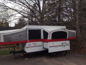 1997 Jayco tent trailor