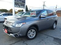 2015 Mitsubishi Outlander ES AWD /BLUETOOTH... FOR ONLY $22 995!