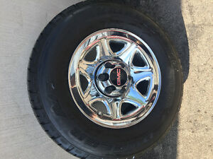 GMC 2014 Tires & Rims 17""