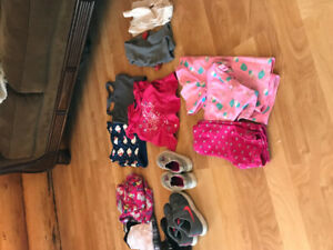Girls size 4 lot