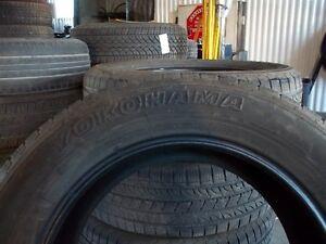 4 pneus dété