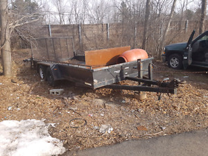 trailer and tractor sale