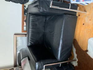 Le Corbusier leather chair/armchair LC3 replica