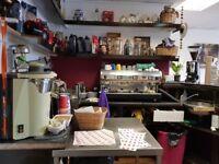 RESTAURANT & CAFE SHOP FOR SALE