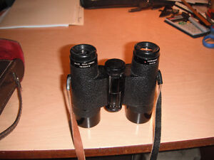 OLD Leitz Wetzlar Binoculars with case $650.00