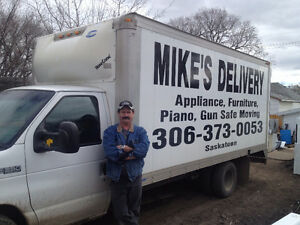 MIKE'S DELIVERY & JUNK HAULS 306 373 0053