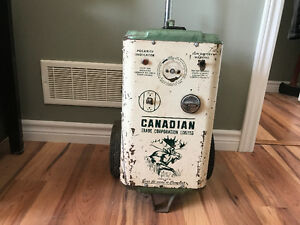 Old Canadian trade corporation limited battery charger