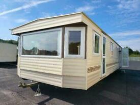 Static caravan Abi Supreme 37x12 2bed DG - free UK delivery.
