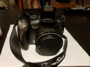 NEW Price!   Canon PowerShot SX20 IS 12.1 Megapixel. Used Once