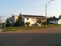 3 bedroom apt For Rent Near NBCC Utilities paid