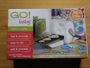 Go Baby! Fabric Cutter