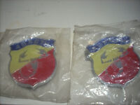 ABARTH BADGES FOR SALE