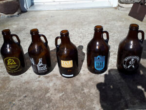 Attention Students 1 Litre Growler Assortment