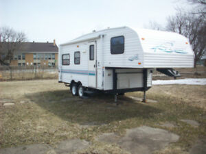 Roulotte Prowler 21 pied 1997