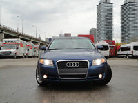 2007 Audi A4 2.0T Quattro 6 Spd Certified and E-Tested