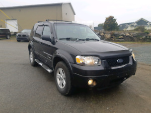 Ford escape  hybride