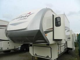 Forest River Cardinal 3920TZLE American 5th wheel,Showmans,Caravan,RV,Trailer