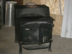 2 Wood stoves