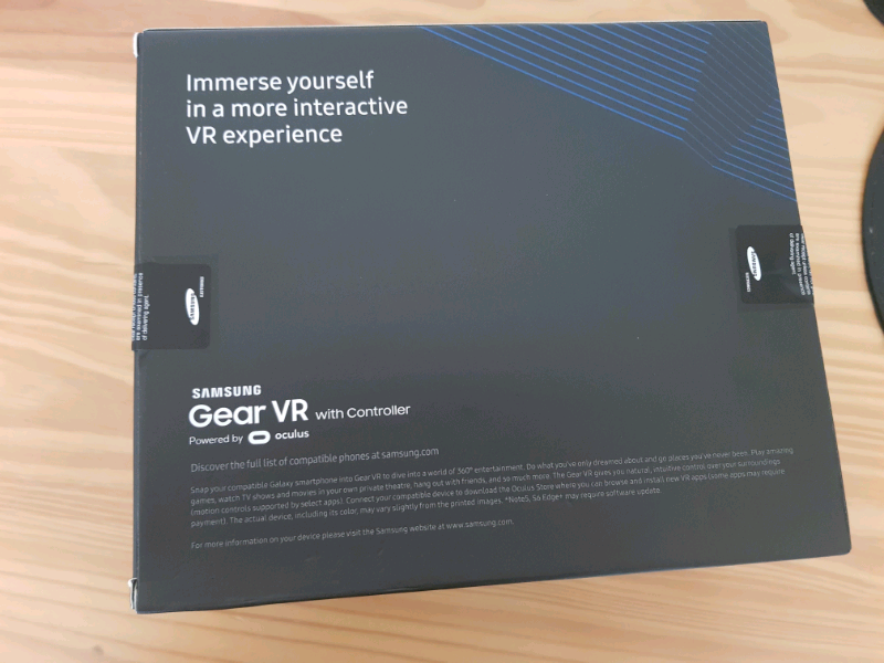 Gear VR brand new | in Leicester, Leicestershire | Gumtree
