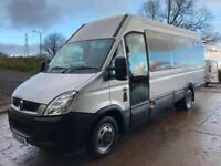 2012 12 Iveco IRIS BUS DAILY 50C17 15 seat mellor coachworks mini bus