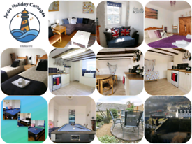 Last minute breaks 17th April 7 nights holiday cottage mevagissey