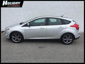 2014 Ford Focus SE Peterborough Peterborough Area image 1