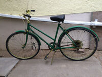 Cool antique-looking bike for sale!! Great condition!