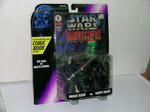 Star Wars Power of the Force and Episode 1 Action figures