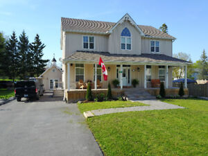 CUSTOM BUILT 2 STOREY HOME-READY TO MOVE RIGHT IN!