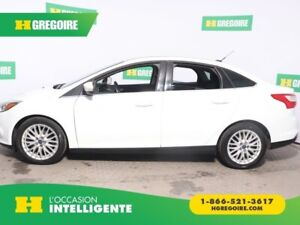 2012 Ford Focus SEL AUTO A/C MAGS BLUETOOTH