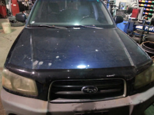 2005 Subaru Forester for parts
