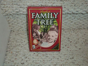 Perfect Family Tree Computer  Software