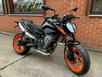 NEW KTM 790 DUKE LOW RATE FIANCE AVAILABLE FROM 2.9 APR